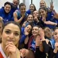 Lavinia Group Volley Trani chiude il proprio 2019 contro Contrader Benevento