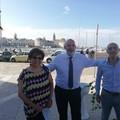 Patti per la sicurezza urbana, il viceministro dell'Interno Vito Crimi fa tappa a Trani