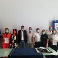 La Polizia locale di Trani premiata per il lavoro svolto in fase covid nella rinnovata sala Tamborrino