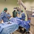 Al Pta di Trani il primo intervento di cataratta con laser