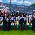 Il tranese Giorgio Cosentino ancora medaglia d'oro del Campionato Italiano di Polo con la VAS-Pier.Gio