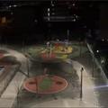 Illuminato anche il parco di via Grecia, il più piccolo dei tre