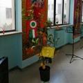 Scuola Baldassarre, piantumazione di un cedro in memoria della Shoah