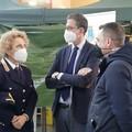 Covid, continua la campagna vaccini delle forze dell'ordine al Pala Assi