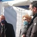 Vaccini, al Pala Assi concluso il primo turno per la Polizia di Stato della Bat