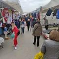 Riparte il mercato in via Falcone nel pieno rispetto delle norme anti-covid