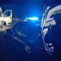 Il furgone  è stato ritrovato: non sembra ci siano danni alle attrezzature