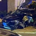 Un altro incidente su via Malcangi: coinvolte moto e auto