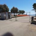 Interventi costieri, interdetto l'accesso ad una parte della Villa Comunale