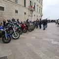 Pugliabikers, benedizione delle moto ai piedi della Cattedrale di Trani