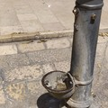 Fontana non funzionante in piazza San Michele, Marasciuolo: «Verifica immediata e non al termine dell'estate»