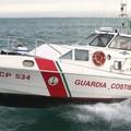 Avaria al motore, soccorsa imbarcazione diretta verso Trani con a bordo tre persone
