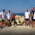 Recuperato lo scooter abbandonato nelle acque del Molo San Nicola