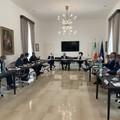 Riunito in Prefettura il primo Comitato per l'ordine e la sicurezza pubblica nella Bat