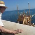 Il vecchio e il mare: il nuovo trabucco negli occhi di chi settant'anni fa vi andava a pescare