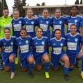Calcio femminile, l'Apulia Trani vince il derby contro il Lecce Woman per 3-1