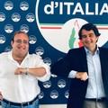 Raffaele Fitto a Trani per sostenere la candidatura di Raimondo Lima