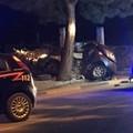 Incidente su via Martiri di Palermo, morti due 30enni andriesi
