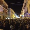 Appuntamento con la moda, sfilata in corso Vittorio Emanuele