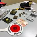Trovato in possesso di 24 grammi di hashish, arrestato 28enne di Trani