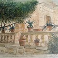 """L'artista tranese Giuseppe Giannotti a Roma per presentare la personale di pittura  """"L'Arte in Acqua """""""