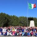 Giornata militare per gli studenti della Petronelli