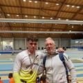 Salto con l'asta, nuovo record personale e podio per Vincenzo Belardi ai Campionati Italiani Allievi