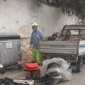I cittadini chiamano, Amiu risponde: ripulita via Ancona