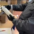 """Sequestro di gel  """"non igienizzante """" in tutta Italia: denunciati due imprenditori tranesi"""