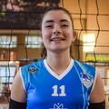 La Lavinia Group Volley Trani riconferma l'opposto Giusy Miranda