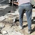 In corso lavori di manutenzione su strade e marciapiedi