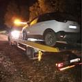 In fuga con un'auto rubata, furto sventato dalla Vigilanza