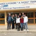 """L'Itc Aldo Moro abbraccia il progetto """"Prime"""" finanziato dall'Unione Europea"""