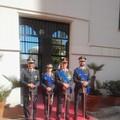 """Encomio solenne alla Guardia di Finanza di Trani per l'esito dell'operazione  """"Varsavia """""""