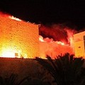 Settimana medievale, grande attesa per l'incendio al Castello