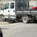 Incidente sul lungomare: coinvolti una moto con due persone  e un automezzo