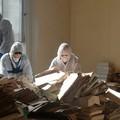 Art bonus per Trani, recuperati altri 2000 volumi dalla sede della ex biblioteca