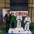 La Judo Trani schiera 25 piccoli judoka alla gara nazionale di Judo al Palafiorio di Bari