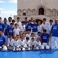 Judo Trani, sport e divertimento in piazza