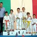 12 medaglie d'oro, 8 argenti e 4 bronzi per la Judo Trani