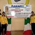 Lotta greco-romana, Judo Trani ha partecipato ai campionati italiani