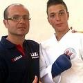 Il tranese Paolo De Feo vice campione regionale di Kumite