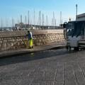 Lavaggio ed igienizzazione delle strade: attività al via da domani