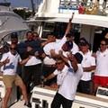 Gara di pesca del tonno: non poteva mancare la Lega Navale di Trani