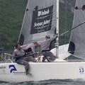 Vela, Valerio Galati vince il campionato nazione Platu 25