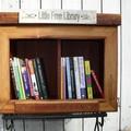 """""""Prendi un libro, rendi un libro """", oggi in villa comunale l'inaugurazione della Free Little Library"""