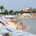 La spiaggia di Colonna