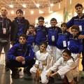 Judo, pioggia di medaglie per l'Asd Guglielmi al 2° Trofeo di Martina Franca