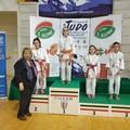 La Judo Trani sale sul podio al trofeo internazionale di judo a Martina Franca