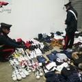 Materiale contraffatto e ricettazione, arrestato 57enne tunisino